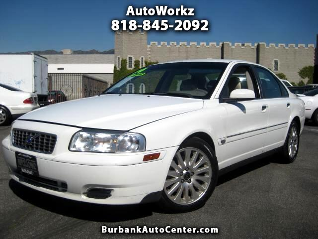 2004 Volvo S80 Ready to buy a car Join our Family of satisfied customers We are open 7 days a wee