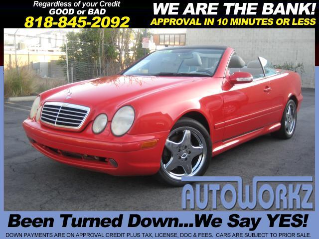 2000 Mercedes CLK-Class Join our Family of satisfied customers We are open 7 days a week trade in
