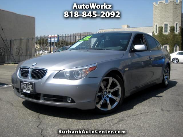 2006 BMW 5-Series Ready to buy a car Join our Family of satisfied customers We are open 7 days a