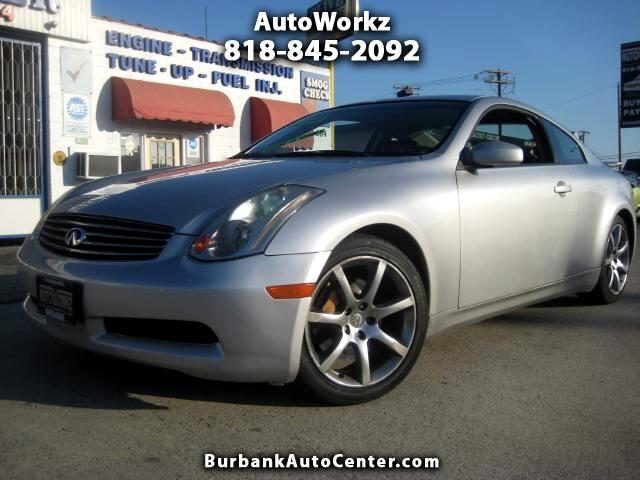 2003 Infiniti G35 Join our Family of satisfied customers We are open 7 days a week trade in welcome
