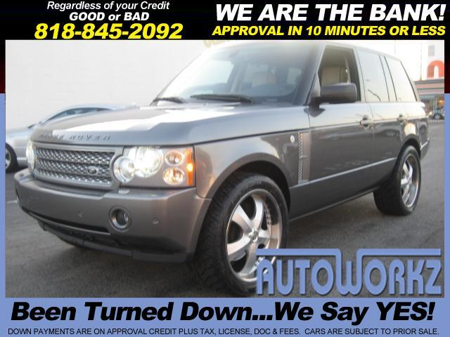 2008 Land Rover Range Rover Join our Family of satisfied customers We are open 7 days a week trade