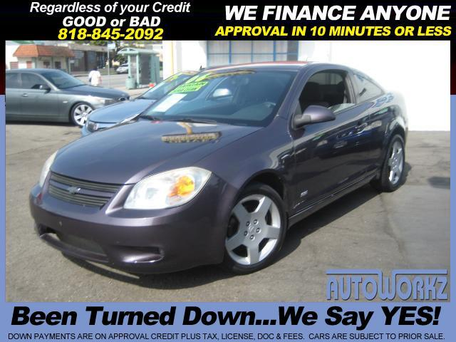 2006 Chevrolet Cobalt 20-liter in-line 4 Supercharged205 horsepower  5600 rpm200 lb-ft of torque