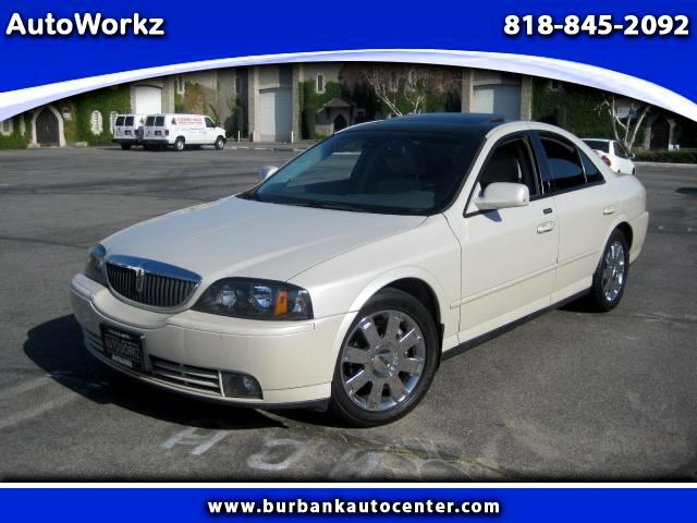 2004 Lincoln LS Join our Family of satisfied customers We are open 7 days a week trade in welcome a