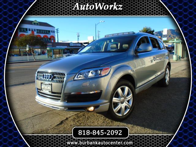 2007 Audi Q7 ROOM FOR ALL SUPER CLEAN Join our Family of satisfied customers We are open 7 days a w