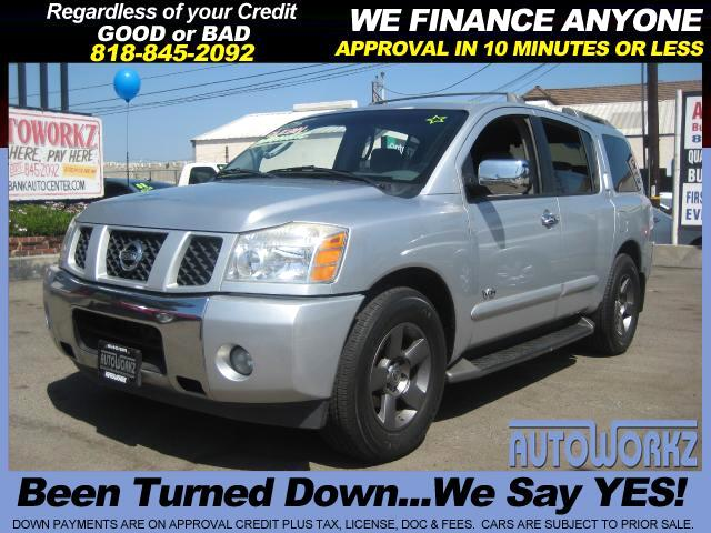 2005 Nissan Armada GREAT FOR THE FAMILT EXTRA CLEAN PRICE RIGHT TO SALE Join our Family of satisfied