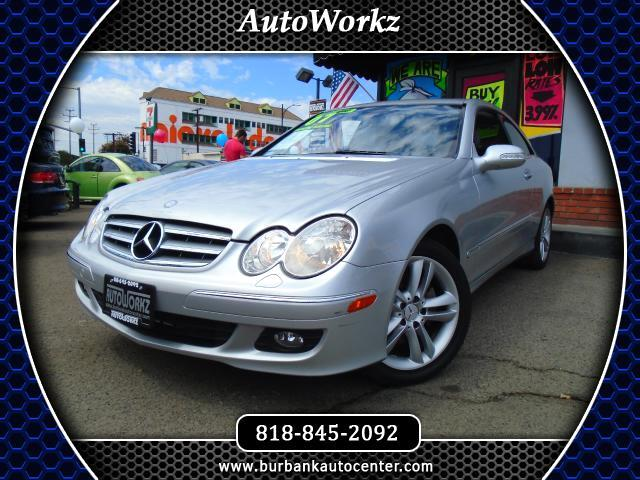 2007 Mercedes CLK-Class Join our Family of satisfied customers We are open 7 days a week trade in w