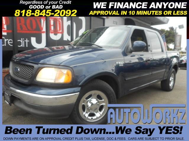 2002 Ford F-150 Super clean good running truck for work or play easy financing stop by for your nex