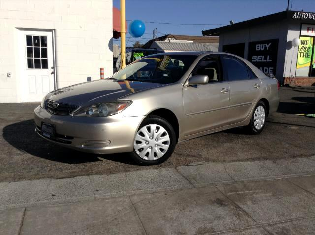 2002 Toyota Camry Join our Family of satisfied customers We are open 7 days a week trade in welcome