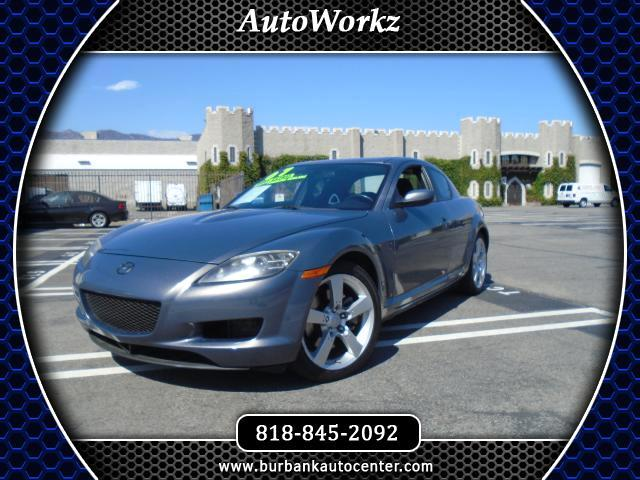 2007 Mazda RX-8 Join our Family of satisfied customers We are open 7 days a week trade in welcome a
