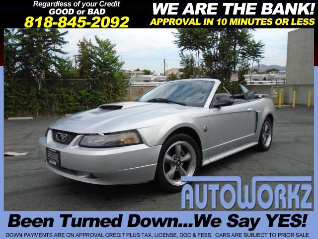 2004 Ford Mustang Join our Family of satisfied customers We are open 7 days a week trade in welcom