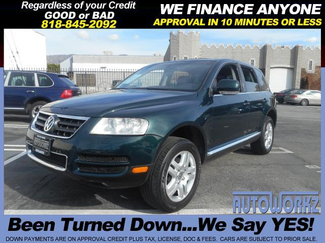 2006 Volkswagen Touareg Join our Family of satisfied customers We are open 7 days a week trade in w