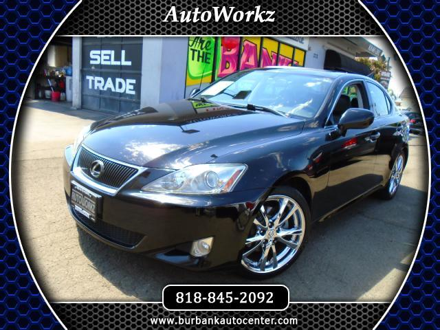 2007 Lexus IS WOW BLACK ON BLACK Join our Family of satisfied customers We are open 7 days a week t