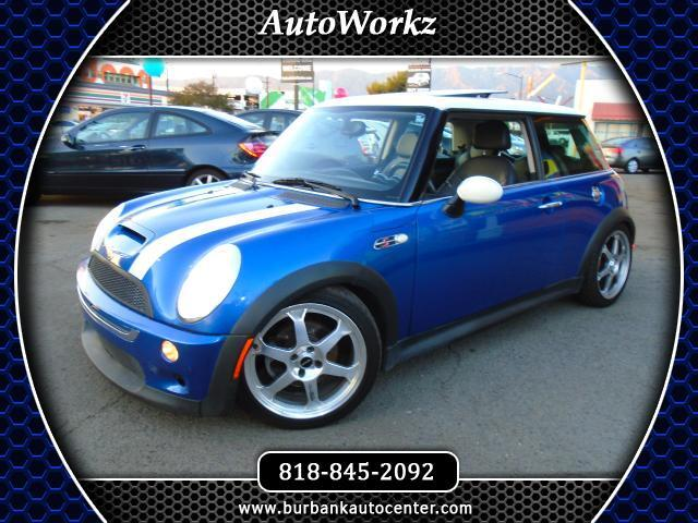 2005 MINI Cooper SUPER CLEAN MUST SEE SUN ROOF S TYPE Join our Family of satisfied customers We are