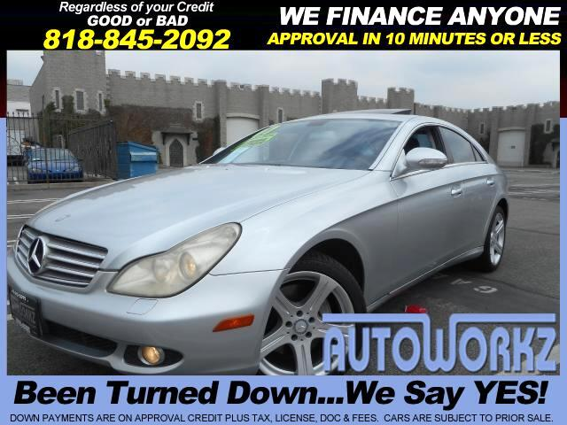 2006 Mercedes CLS-Class Join our Family of satisfied customers We are open 7 days a week trade in