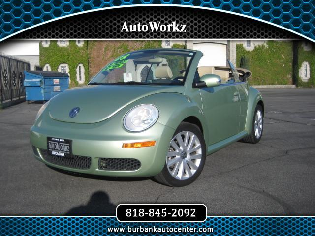 2008 Volkswagen New Beetle Join our Family of satisfied customers We are open 7 days a week trade i