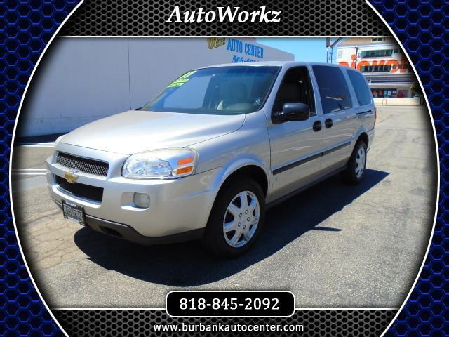 2007 Chevrolet Uplander Join our Family of satisfied customers We are open 7 days a week trade in w