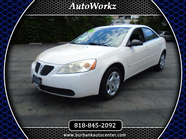 2007 Pontiac G6 Join our Family of satisfied customers We are open 7 days a week trade in welcome a