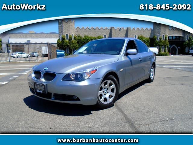 2004 BMW 5-Series Join our Family of satisfied customers We are open 7 days a week trade in welcome