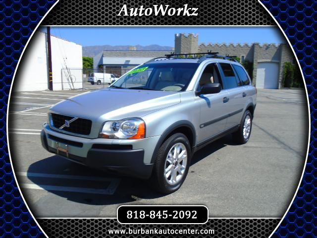 2004 Volvo XC90 this suv comes loaded with room for all the family great gas mileage stop buy for y