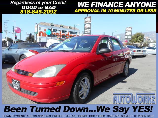 2003 Ford Focus Join our Family of satisfied customers We are open 7 days a week trade in welcome a