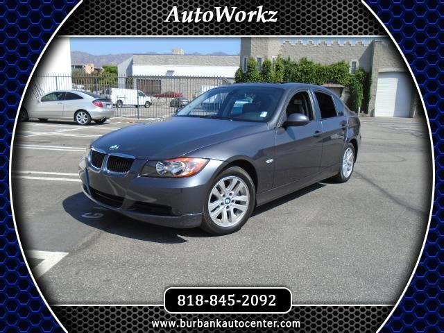2007 BMW 3-Series Join our Family of satisfied customers We are open 7 days a week trade in welcome