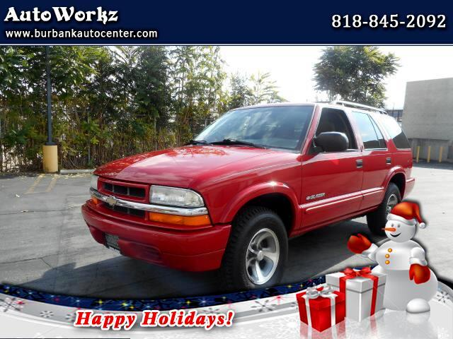 2002 Chevrolet Blazer WOW CHECK THIS ONE OUT EXTRA CLEAN PRICE RIGHT TO SALE W FINANCE NEED TO SEE T