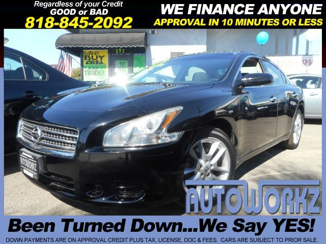 2009 Nissan Maxima Join our Family of satisfied customers We are open 7 days a week trade in welco