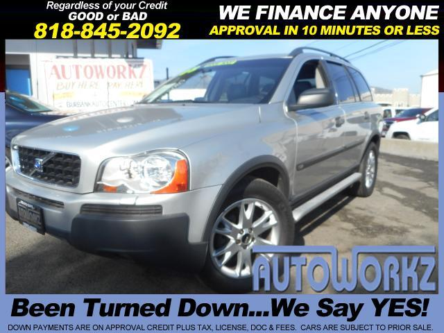 2003 Volvo XC90 price right right to sale great for the family must see Join our Family of satisfie