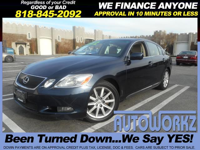 2006 Lexus GS Join our Family of satisfied customers We are open 7 days a week trade in welcome ap