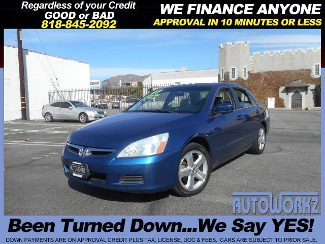 2007 Honda Accord Join our Family of satisfied customers We are open 7 days a week trade in welcome