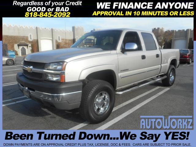 2005 Chevrolet Silverado 2500HD Join our Family of satisfied customers We are open 7 days a week tr