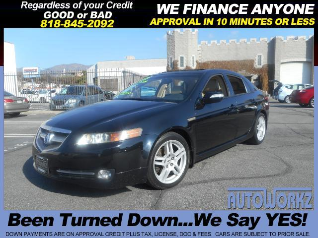 2007 Acura TL Join our Family of satisfied customers We are open 7 days a week trade in welcome apr