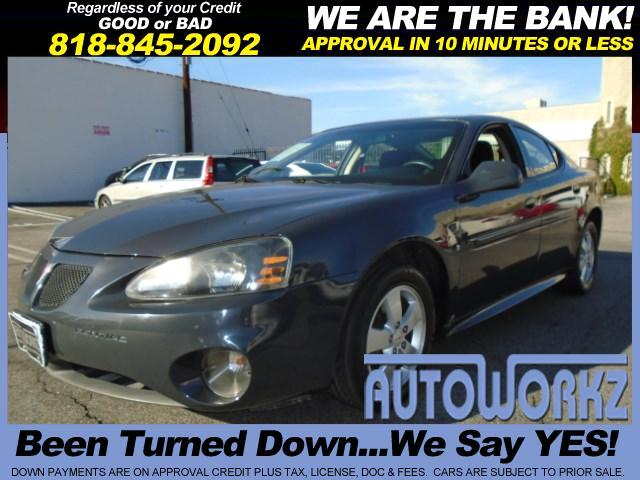 2008 Pontiac Grand Prix Join our Family of satisfied customers We are open 7 days a week trade in