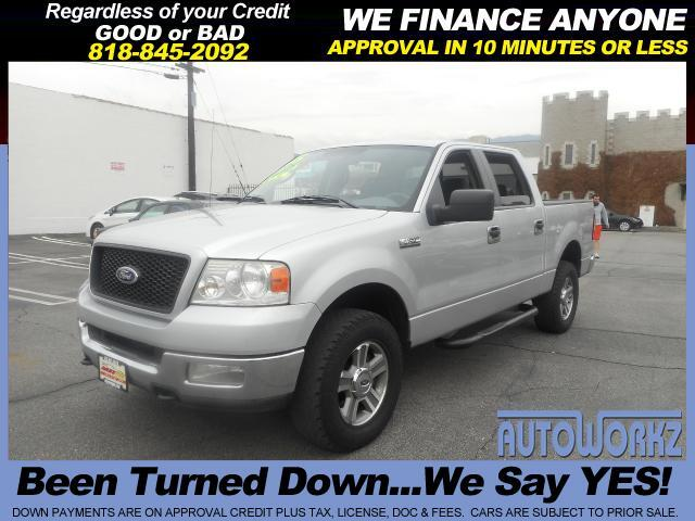 2005 Ford F-150 Join our Family of satisfied customers We are open 7 days a week trade in welcome a