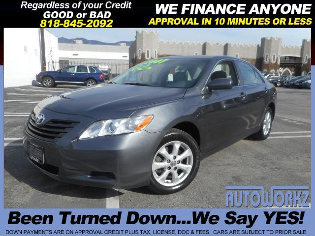 2007 Toyota Camry Join our Family of satisfied customers We are open 7 days a week trade in welcome