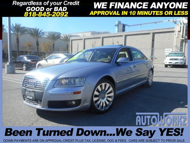 2006 Audi A8 Join our Family of satisfied customers We are open 7 days a week trade in welcome apr