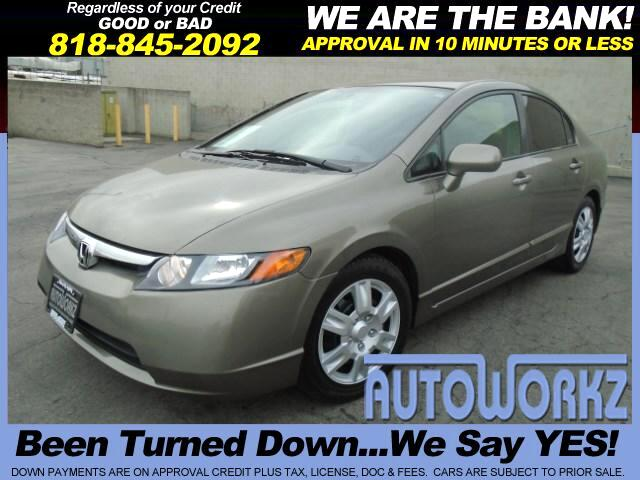 2006 Honda Civic Join our Family of satisfied customers We are open 7 days a week trade in welcome