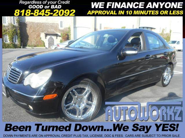 2003 Mercedes C-Class Join our Family of satisfied customers We are open 7 days a week trade in we