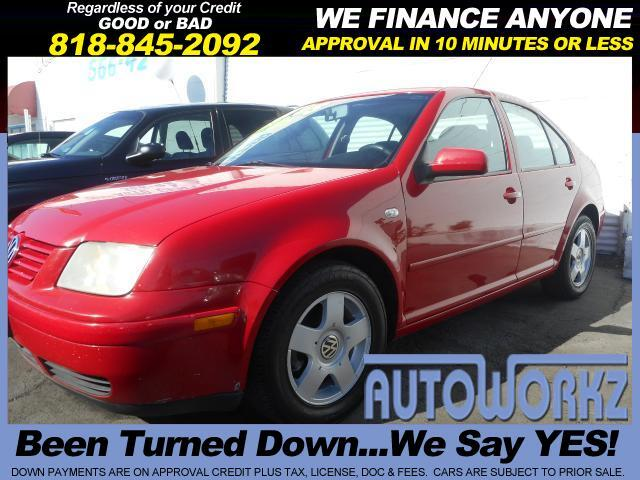 2002 Volkswagen Jetta Join our Family of satisfied customers We are open 7 days a week trade in we