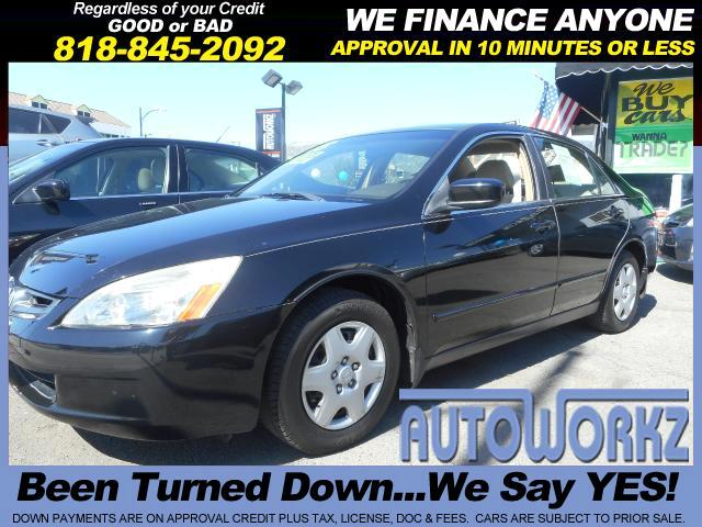 2005 Honda Accord Join our Family of satisfied customers We are open 7 days a week trade in welcom