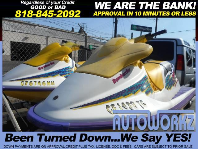 1995 Sea Doo Bombardier CASH ONLY GOOD FOR THE SUMMER  PRICED TO SALE Join our Family of satisfie