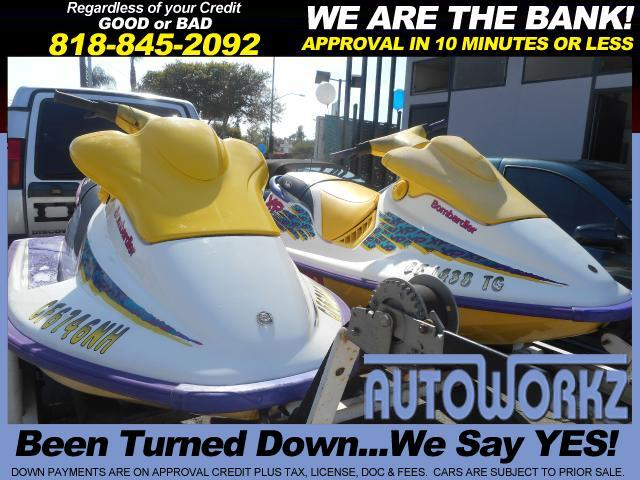 1992 Sea Doo Bombardier Join our Family of satisfied customers We are open 7 days a week trade in