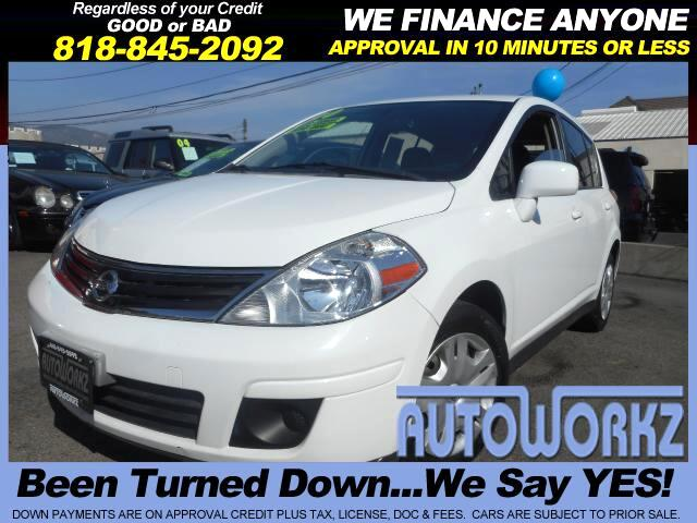 2010 Nissan Versa Join our Family of satisfied customers We are open 7 days a week trade in welcom