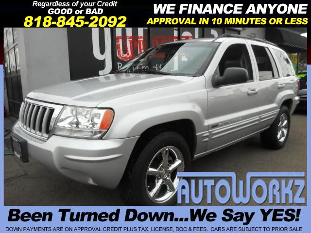 2004 Jeep Grand Cherokee Join our Family of satisfied customers We are open 7 days a week trade in