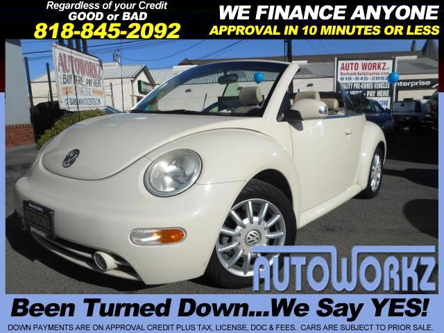 2005 Volkswagen New Beetle Join our Family of satisfied customers We are open 7 days a week trade
