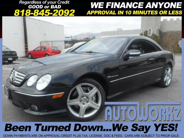 2004 Mercedes CL-Class Join our Family of satisfied customers We are open 7 days a week trade in w