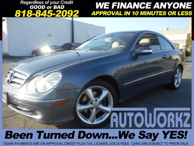 2005 Mercedes CLK-Class Join our Family of satisfied customers We are open 7 days a week trade in