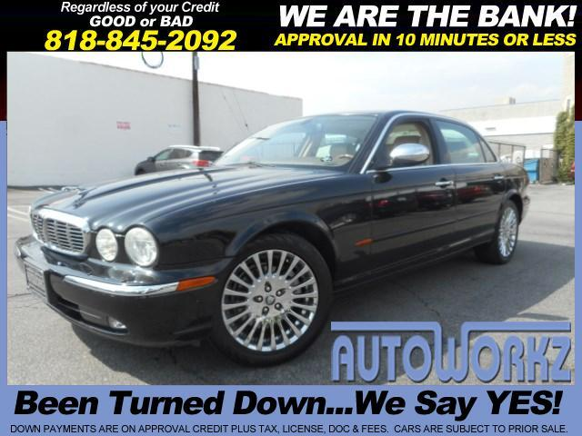 2005 Jaguar XJ-Series Join our Family of satisfied customers We are open 7 days a week trade in we