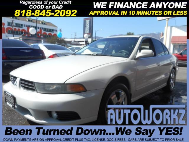 2003 Mitsubishi Galant Join our Family of satisfied customers We are open 7 days a week trade in w
