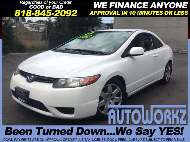 2008 Honda Civic Join our Family of satisfied customers We are open 7 days a week trade in welcome